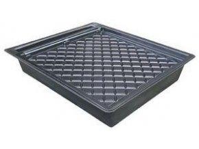 Hydroponický systém NFT o rozměrech 120x106,5x21,5cm, NFT 100 od Nutriculture.
