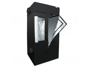 Pěstební stan o velikosti 100x100x200, HL 100 od HomeBox.