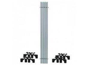 Podpůrné tyče o průměru 22mm do stanu o rozměru 100cm, HomeBox.
