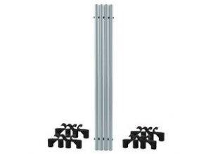 Podpůrné tyče o průměru 22mm do stanu o rozměru 120cm, HomeBox.