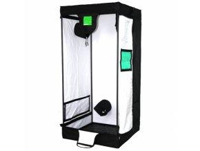 Pěstební stan o rozměrech 100x100x180, Shorty od BudBox Pro.