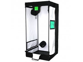 Pěstební stan o rozměrech 100x100x20, L200 od BudBox Pro.