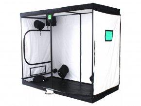 Pěstební stan o rozměrech 120x240x200, XXL od BudBox Pro.