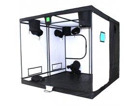 Pěstební stan o rozměrech 240x240x200, Titan+ od BudBox Pro.
