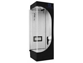 Pěstební stan o velikosti 40x40x120, SL 40 od Diamond Box.