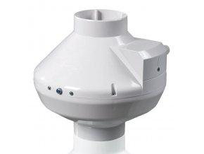Odtahový ventilátor s průtokem vzduchu 250m3/h, VK100 od Vents.
