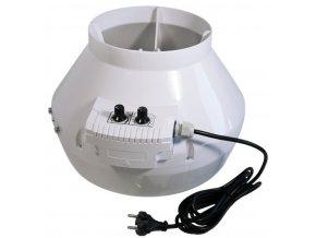 Odtahový ventilátor s termostatem a průtokem vzduchu 1700m3/h, VKS315U od Vents.