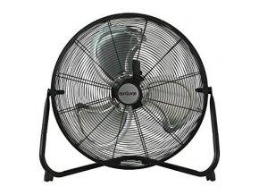 Podlahový cirkulační ventilátor o průměru 20cm, Hurricane.