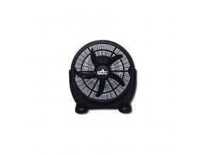 Podlahový cirkulační ventilátor o průměru 45cm, Boxfan od Sturm.