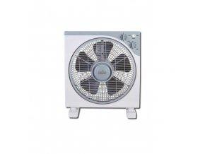 Podlahový oscilační ventilátor o průměru 30cm, Boxfan od Sturm.