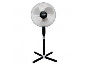 Třírychlostní stojanový ventilátor o průměru 40cm, RAM.