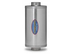 Tlumič hluku pro vzduchové hadice o průměru 125mm, Silencer od Can-Filters.