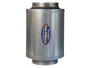 Tlumič hluku pro vzduchové hadice o průměru 250mm, Silencer od Can-Filters.