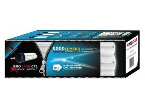 Pěstební růstová usporná CFL lampa o výkonu 200W, Secret Jardin.