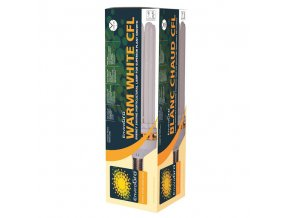 Pěstební květová usporná CFL lampa o výkonu 130W, Envirogro od Lumii.
