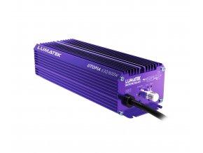 Elektronický předřadník podporující CMH/HPS výbojky o výkonu až 630/600W, Utopia od Lumatek.