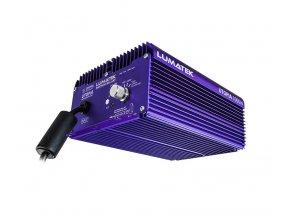 Elektronický předřadník podporující CMH/HPS výbojky o výkonu až 1000W, Utopia od Lumatek.