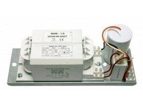 Elektromagnetický předřadník pro pěstební výbojky o výkonu 400W, Mari.