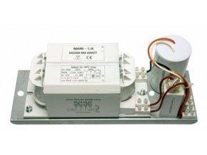 Elektromagnetický předřadník pro pěstební výbojky o výkonu 600W, Mari.