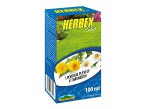 Přípravek proti plevelu, 100ml, Herbex od Lovela.