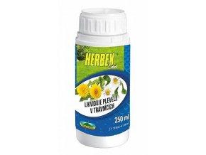 Přípravek proti plevelu, 250ml, Herbex od Lovela.
