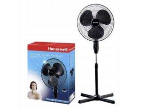 Stojanový cirkulační ventilátor o průměru 40cm, HSF1630 E4 od Honeywell.