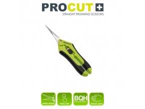Nůžky s rovnou čepelí pro ostříhávání listů, Procut Straight od Garden HighPRO