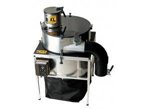 Velký elektrický přístroj pro sklizeň rostlin, XL od Trimpro.