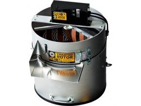 Rotační přístroj bez stolku pro sklizeň rostlin, Rotor od Trimpro.