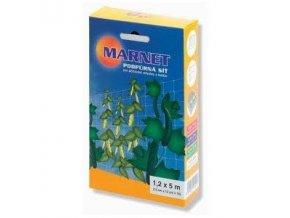 Opěrná síť na rostliny o rozměrech 1,2x10m, Marnet.