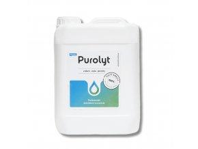 Profesionální dezinfekční koncentrát, anolyt vyroben elektrolýzou, Purolyt 5l.