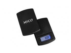 Digitální váha s rozlišením od 0,01g a maximální zátěží 100g, Myco MM od On Balance.