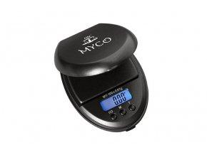 Digitální váha s rozlišením od 0,01g a maximální zátěží 100g, Myco MY od On Balance.