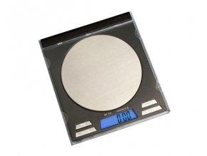 Digitální váha s rozlišením od 0,01g a maximální zátěží 100g, CD Scale od On Balance.