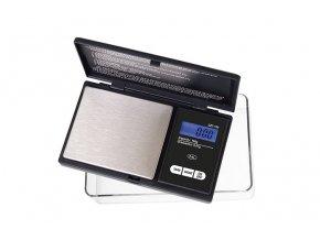 Digitální váha s rozlišením od 0,01g a maximální zátěží 100g, Large Tray od On Balance.