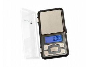 Digitální váha s rozlišením od 0,01g a maximální zátěží 100g, DY Miniscale od On Balance.