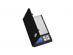 Digitální váha s rozlišením od 0,01g a maximální zátěží 100g, Notebook od On Balance.