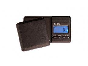 Digitální váha s rozlišením od 0,1g a maximální zátěží 150g, Pocket Scale od On Balance.