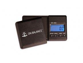 Digitální váha s rozlišením od 0,1g a maximální zátěží 350g, DX Miniscale od On Balance.