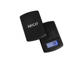 Digitální váha s rozlišením od 0,1g a maximální zátěží 600g, Myco MM od On Balance.