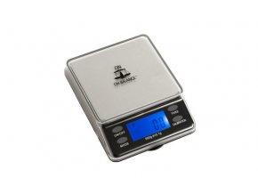 Digitální váha s rozlišením od 0,1g a maximální zátěží 500g, Mini Table Top od On Balance.