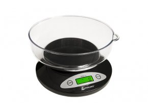 Digitální váha s rozlišením 1g a maximální zátěží 5kg, Kitchen Bowl od On Balance.