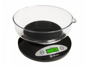 Digitální váha s rozlišením 0,1g a maximální zátěží 2000g, Kitchen Bowl od On Balance.