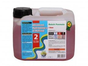 Základní květové hnojivo z trojsložkové řady Dutch Formula od Advanced Hydroponics, 5l