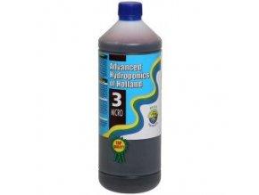 Základní hnojivo s obsahem mikroživin z trojsložkové řady Dutch Formula od Advanced Hydroponics, 1l