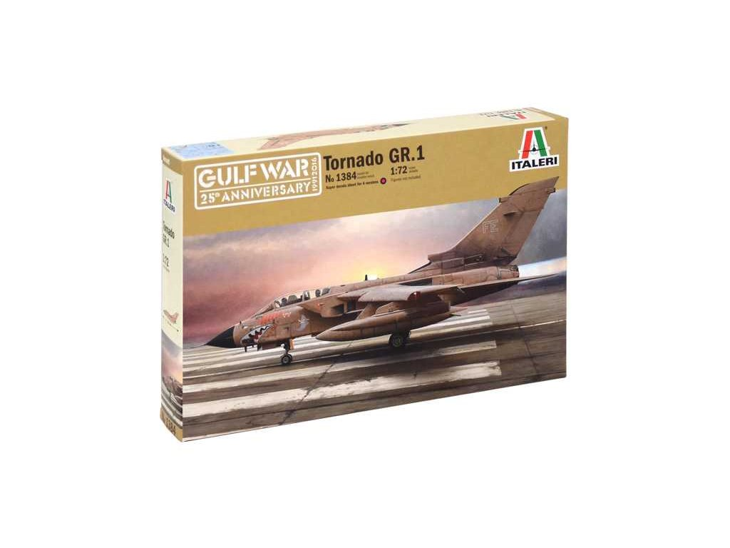 1106 model kit lietadlo italeri 1384 tornado gr 1 1 72