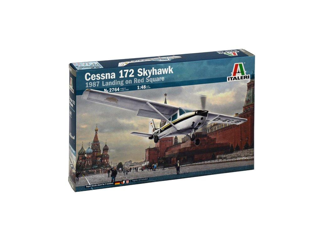 1316 model kit lietadlo italeri 2764 cessna 172 skyhawk 1 48