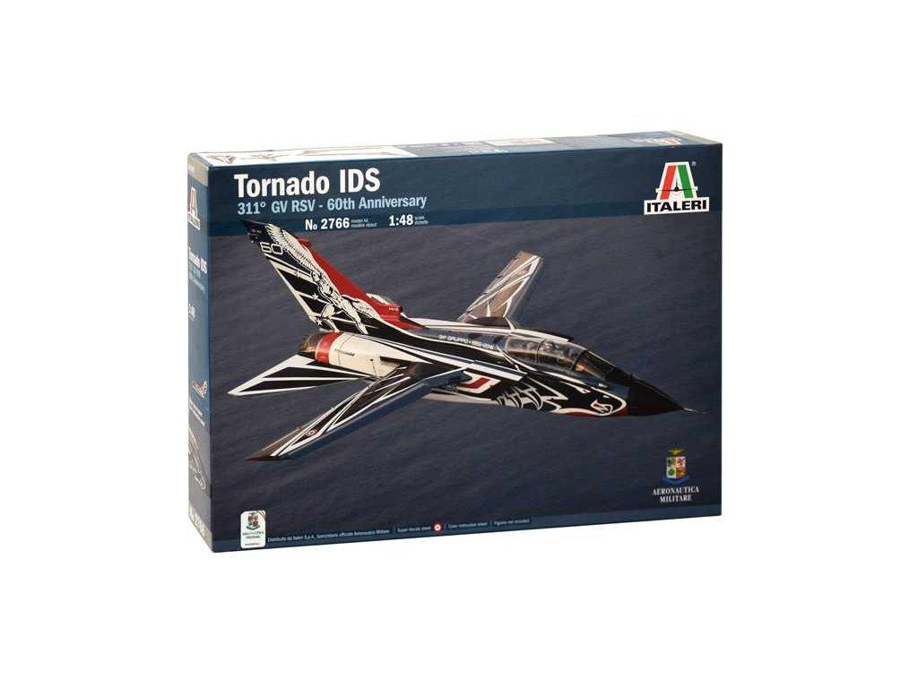 1322 model kit lietadlo italeri 2766 tornado ids 311 gv rsv 1 48