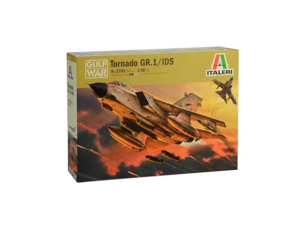 1349 model kit lietadlo italeri 2783 tornado gr 1 ids gulf war 1 48