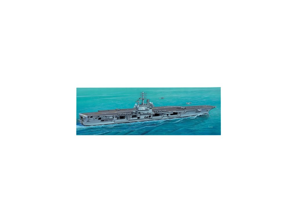 1691 model kit lod italeri 5533 u s s ronald reagan cvn 76 1 720
